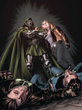 X-Factor No201 Cover: Miller  Layla and Dr Doom