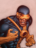 X-Men Forever No18 Cover: Cyclops