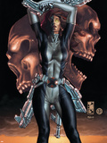 Dark X-Men No3 Cover: Mystique
