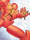 Astonishing X-Men No36: Armor Fighting and Smashing
