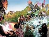 X-Men Legacy No262: Exodus  Rogue  Wolverine  Hope  Surge  Pixie  Dust  Primal  Velocidad  Zero