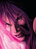 Uncanny X-Men No455 Cover: X-23