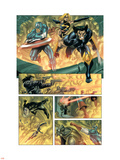 Wolverine Captain America No4 Group: Wolverine  Captain America and Warbird