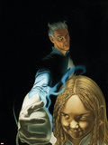 Son On M No4 Cover: Quicksilver and Luna