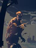 X-Men Unlimited No7 Cover: Nightcrawler