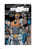 New X-Men No10 Cover: Prodigy  Beast and Cyclops