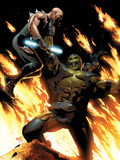 X-Men: Heroes And Martyrs No2 Cover: Warskrull