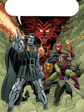 X-Men: First Class No11 Group: Dr Doom  Mephisto and Green Goblin