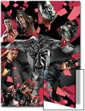 X-Men Legacy No247 Cover: Professor X Screaming