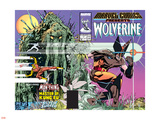 Marvel Comics Presents Wolverine No1 Cover: Wolverine