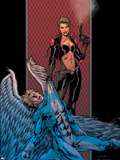 Excalibur No12 Cover: Viper and Archangel