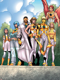 The Official Handbook Of The Marvel Universe Teams 2005 Group: Elixir