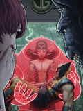 Wolverine & The X-Men: Alpha & Omega No5 Cover: Armor and Wolverine