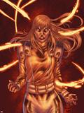 New X-Men No12 Cover: Wallflower