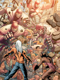 Ultimate X-Men No84 Group: Stryfe and Sentinel