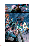 Ultimate X-Men No50 Group: Wolverine  Colossus  Jubilee  Storm and X-Men