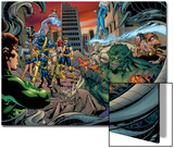 Ultimate X-Men Annual No1 Group: Wolverine  Jubilee  Storm  Colossus  Iceman and Cyclops