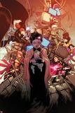 X-Men 2 Cover: Pryde  Kitty  Jubilee  Psylocke  Storm  Rogue  Summers  Rachel  Shogo