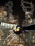 Daken: Dark Wolverine No8 Cover: Daken and X-23 Shaking Hands