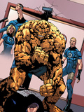 Dark Wolverine No75 Group: Thing  Human Torch  Invisible Woman and Mr Fantastic
