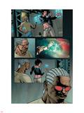 Ultimate X-Men No84 Headshot: Bishop and Dazzler