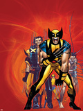 Wizards Wolverine 30th Anniversary Special Cover: Zombie and Wolverine