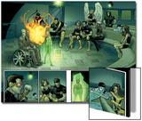Ultimate X-Men No62 Group: Professor X