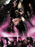 Daken: Dark Wolverine No8: Panels with X-23