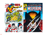 Marvel Comics Presents No2 Cover: Wolverine