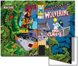 Marvel Comics Presents No6 Cover: Cyclops