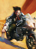 Wolverine No74 Cover: Wolverine