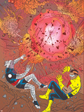 X-Statix No26 Cover: Mr Sensitive and The Anarchist
