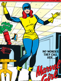 X-Men No9: Marvel Girl