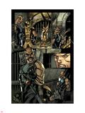 X-Men No2: Blade Standing