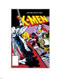 Classic X-Men No24: Storm  Angel  Shadowcat and Colossus