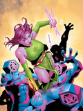 Exiles No52 Cover: Blink Fighting