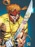 X-Force No2 Cover: Shatterstar