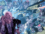 X-Men: First Class Giant-Size Special No1 Group: Xavier