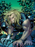 X-Men Forever 2 No14 Cover: Sabretooth Crouching