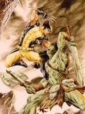 Wolverine Origins No41 Cover: Wolverine and Skaar