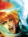 New Mutants No17 Cover: Magik Screaming