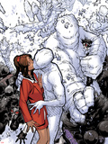 Wolverine & The X-Men No2: Iceman Kissing Kitty Pryde