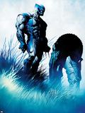 Wolverine No36 Cover: Wolverine Fighting