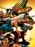 Uncanny X-Men: First Class No5 Cover: Wolverine