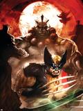 Wolverine: Manifest Destiny No2 Cover: Wolverine