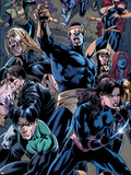 X-Men Forever 2 No12: Cyclops  Nightcrawler  Shadowcat  Mystique  Jean Grey  Rogue  and Polaris