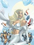 X-Men No165 Cover: Emma Frost