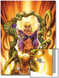 X-Men Forever No13 Cover: Magik