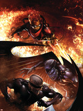 X-Force No21 Cover: Vanisher  Archangel and Pyro