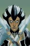 Astonishing X-Men 57 Cover: Warbird  Gambit  Wolverine
